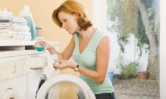 Осторожно стиральный порошок!